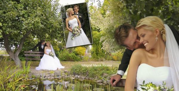 Obrobka zdjęć ślubnych